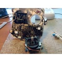 DJI Phantom 4. Замена стика и аккумулятора пульта.
